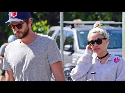 Thumbnail: Miley Cyrus & Liam Hemsworth SPARK Baby Rumors After Building THIS!