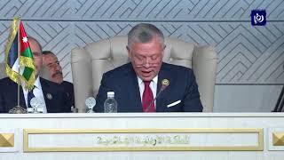 جلالة الملك يؤكد على مركزية القضية الفلسطينية - (31-3-2019)