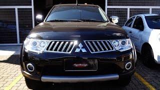 Mitsubishi Pajero Dakar HPE 4x4 3.5 V6 Automática (Flex)  4p - 2013