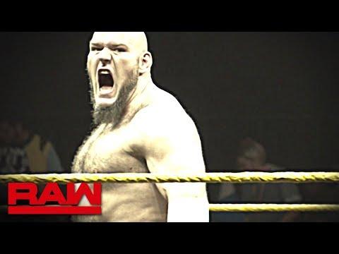 Lars Sullivan is lurking: Raw, Dec. 10, 2018