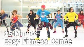 15-Minute Easy Fitness Dance / Cardio / Choreography / Wook's Zumba® Story / WZS CREW