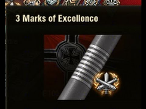 World of Tanks - E100 3rd Mark Session Finish