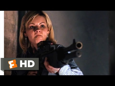Captivity (12/12) Movie CLIP - Shooting Lessons (2007) HD