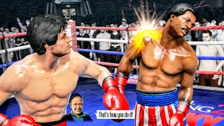Real boxing 2 ROCKY - Android gameplay