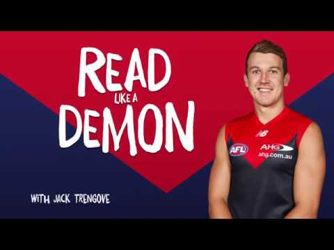 Read Like a Demon with Jack Trengove