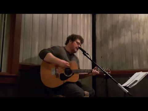 "Steve Johnson - Cover of Fred Neil's ""Everybody's Talkin'"""