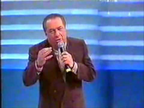 Programa Raul Gil na Rede Manchete - 1996