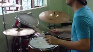 Salamat - The Dawn - Drum Cover