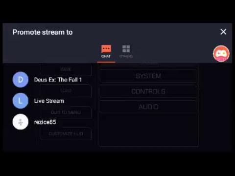 Watch me play Deus Ex: The Fall via Omlet Arcade!  