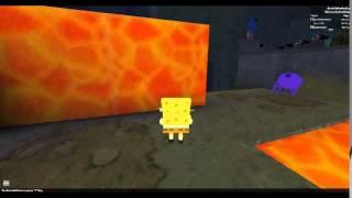 Spongebob Movie Adventure ROBLOX Demo Walkthrough Part 3