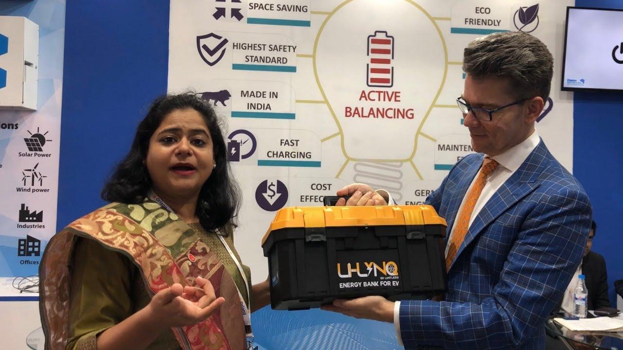 Empowering Women: More Indian Women shall start their CleanTech Business ! - Rashi Gupta