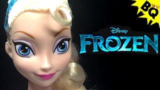 Disney Frozen Elsa Sparkle Princess Doll Review - BrickQueen