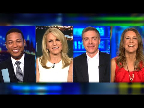 Thumbnail: Panel breaks into laughter over Trump exchange
