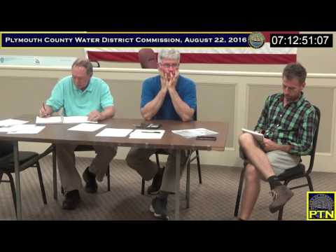 Central Plymouth County Water District Commission