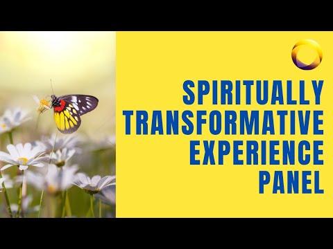 Bruce Davis & Nancy Van Alphen - Spiritually Transformative Experience Panel