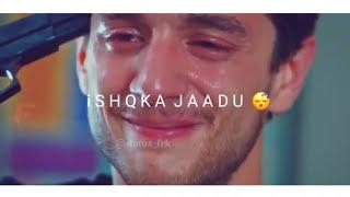 Ishq Junoon Jab Had Se Badh Jaye Haste Haste Song Status By | Status Frk | Sad song status 😢💔