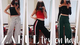 HUGE ZAFUL TRY ON HAUL AND REVIEW