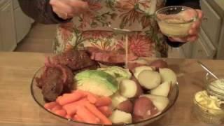 St. Patrick's Day Dinner And Dessert: Easy Entertaining #6