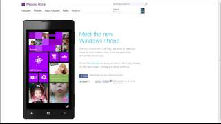 Windows Phone 8 Online Demo