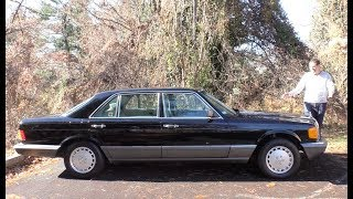 Download Here's a Tour of a $150,000 Mercedes S-Class ... From 1991 Mp3 and Videos