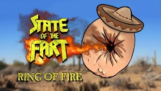 State of the Fart - Ring of Fire (Johnny Cash Parody)