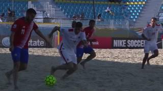 BSC 2017: Canada vs Costa Rica