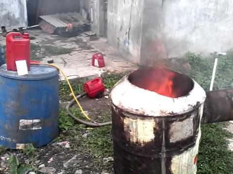Bahan bakar oli bekas ( benksssss   tokessss) - YouTube f24adfd2d2