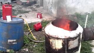 Bahan bakar oli bekas ( benksssss & tokessss)