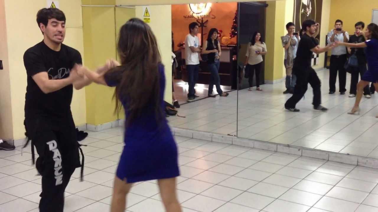 baile social escuela de baile saoco 2013 lima per youtube