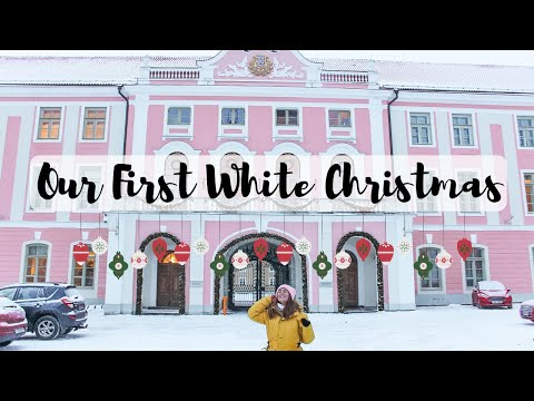 We spent Christmas in TALLINN, Estonia