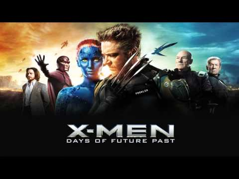 XMen: Days Of Future Past  Time in a Bottle Soundtrack HD