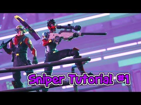 Fortnite Sniper Tutorial #1 (Bullet Drop Mechanism) | Urdu/Hindi