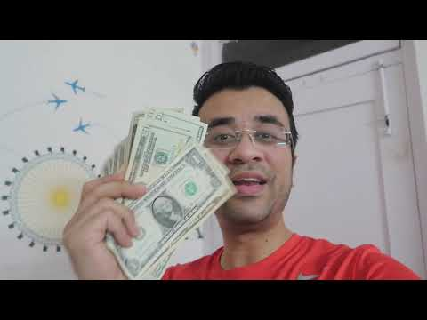 1 DOLLAR KITNA HOTA HAIN -  HOW TO CONVERT DOLLAR TO RUPEES - US DOLLAR RATE IN INDIA TODAY