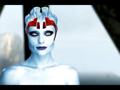Meet The Real Samara Morinth From Mass Effect Rana Mcanear