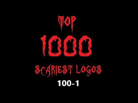 Top 1000 Scariest Logos (100-1)