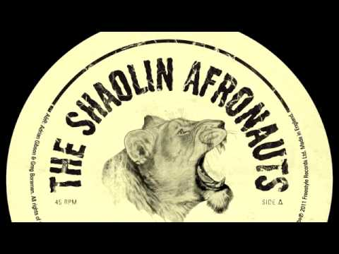 02 The Shaolin Afronauts - Kibo [Freestyle Records]