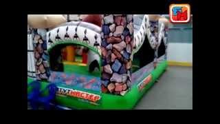 видео Купить надувные батуты в Барнауле. Интернет-магазин «Детские площадки»