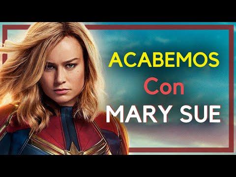 ¿Quién Es Mary Sue Y Por Qué Deberíamos Enterrarla?