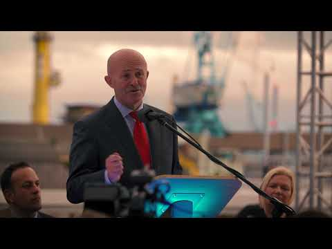 Port Centre opening ushers in a new era at Dublin Port