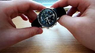 Omega Speedmaster Professional Review [HD]