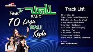 Top Hits -  Tribute To Wali 10 Lagu Versi Koplo