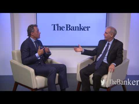 Bringing Silicon Valley into banking with ING's CEO, Ralph Hamers