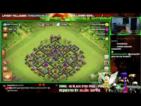 War with Z - also advertising new boom beach TF!