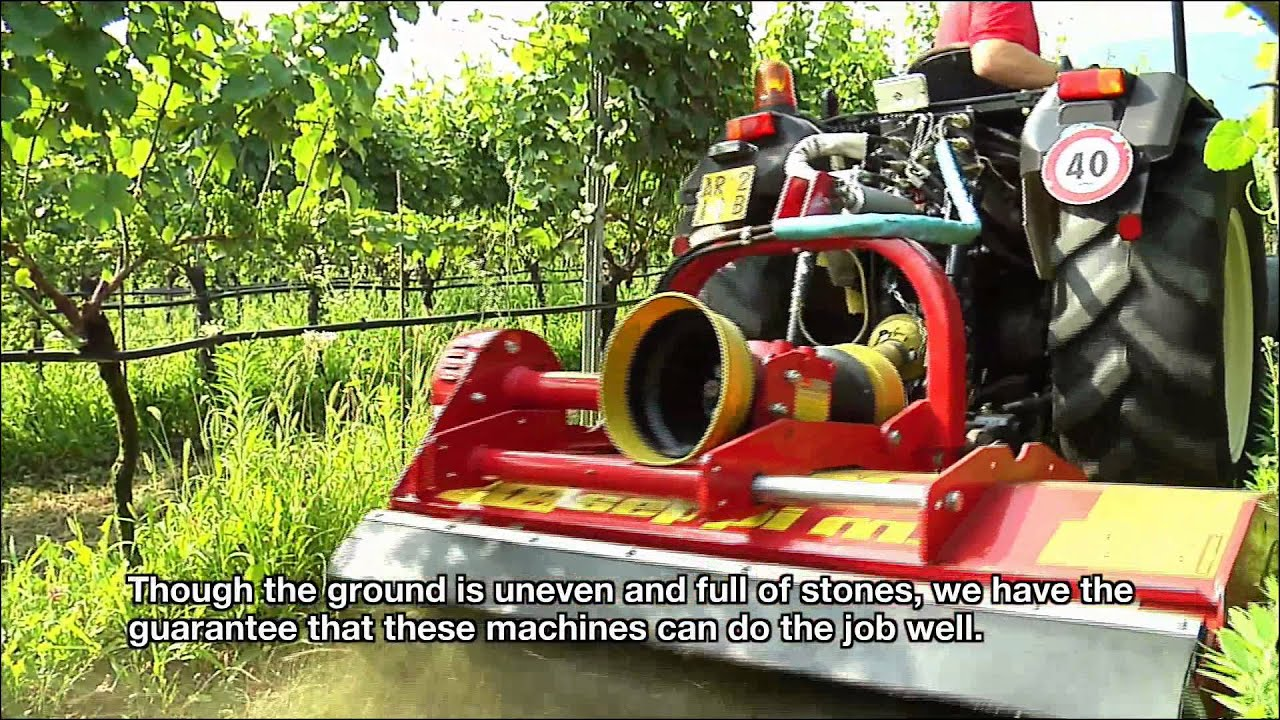 SEPPI - MOWERS/MULCHERS - Horticulture - Jacks Machinery