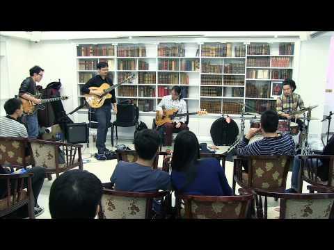 2013.12.02 - Macau Jazz Week Guitar Clinic