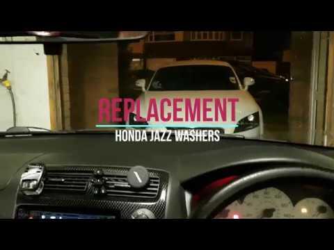 Honda Civic EP3 Type R - Jazz Jet Washers