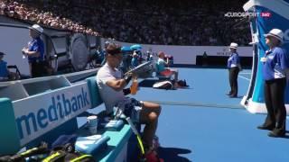 Zverev vs Nadal  AO 2017