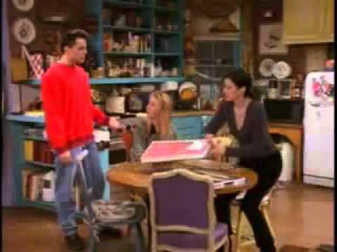 Friends Bloopers- Season 3 - Part 1