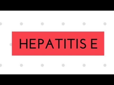 Hepatitis E || Acute Viral Hepatitis - E ||