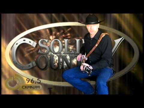 """Solid Country"" Radio promotion Gilbert Bernier, CKMN.FM 96,5"